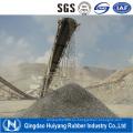 Cinta transportadora Ep / Nn / Cc para la planta de cemento