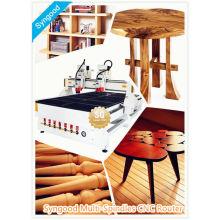 Carpintería cnc router SG1325 -precision de corte de madera de corte de la máquina de sierra de mesa