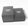 Luxury Cardboard Watch Box foam insert Custom packaging