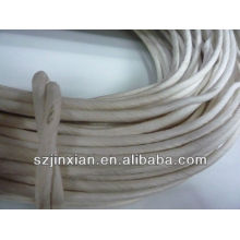 factory shipping 2mm natrual brown round paper cord
