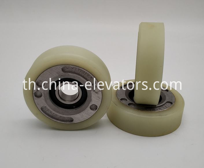 Step Chain Roller for Hyundai Escalators S650C003