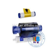 Fita de impressora de cartão de identificação de cor de impressão de transferência térmica Magicard MA300 compatível