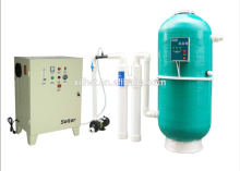 ozone water treatment system / ro edi water treatment system/water treatment system for pharmaceutical
