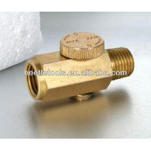 XR30B112 régulateur d'air en laiton sans jauge