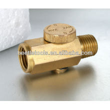 XR30B112 brass air regulator without gauge