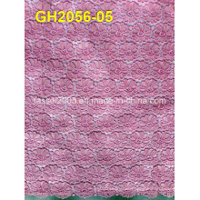 Water Soluble Laceafrican Cord Lace/Guipure Lace Fabric for Women Dress