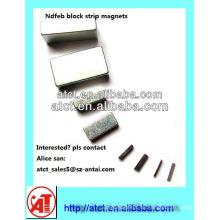 Hohe Qualität-Block-Neodym-Magneten / magnetische Block