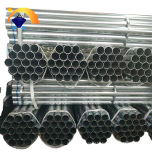 Hot Dipped Zinc coat Steel Pipe/Galvanized Round Steel Pipe For Building Material