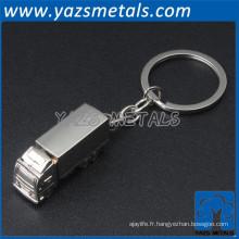 porte-clés de voiture, porte-clés sur mesure, porte-clés de voiture