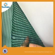 América comercializa fuerte red de seguridad HDPE para la construcción