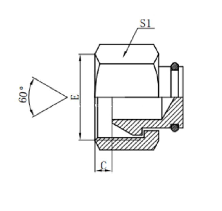 Hydraulic Plug Adapter