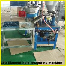 Máquina de cimentação do bulbo do filamento do diodo emissor de luz