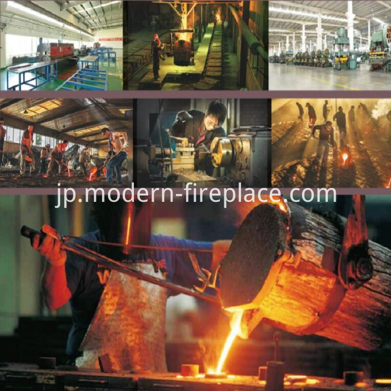 Cheap Cast Iron Wood Stoves Production
