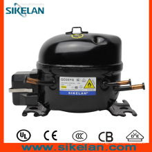 QD35YG V Series Refrigerator R600a Hermetic Piston Compressor