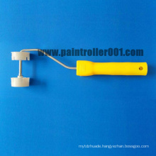 "2""Mini Wire Stick Metal Paint Roller Frame"