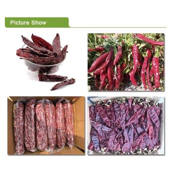 100% paprika aux poivrons rouges séchés à l'air