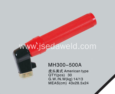 American Tiger Type Electrode Holder MH300-500A