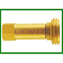 Casting Copper Gas Tank Adapter, Hexagon Head Propane Hose