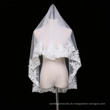Spitze Tüll 1,5 Meter Bridal Wedding Veil