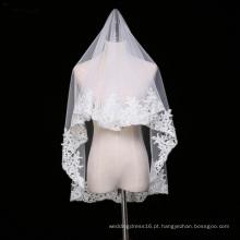 Laço de tule 1.5 metros véu de noiva nupcial