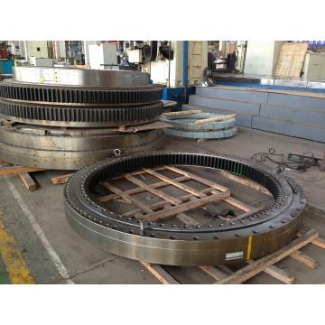 Cojinete de giro externo fabricado en fábrica para grúa