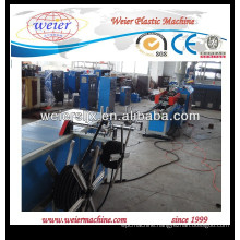 PP PE PVC Flexible Corrugated pipe extrusion machine