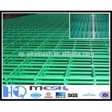Panneau en maille en fer recouvert de PVC standard à l'exportation