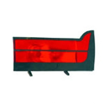 Auto-peças LED Polarsun Hiace Traseira Lâmpada Quadrate