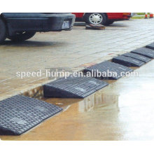 Portable Rubber Car Safety Kerb Ramp