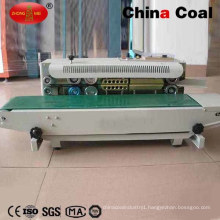 Horizontal Continuous Plastic/Aluminum Foil Band /Bag Heating Sealing Machine