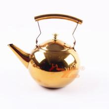 La mejor caldera que acampa del acero inoxidable de la venta / al aire libre vierte sobre caldera / calderas de té chinas