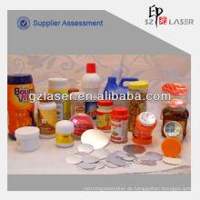 Kundenspezifische Datumsgarantie-Etiketten, destruktive Etiketten, Garantiebestimmungen