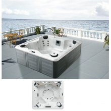 Outdoor Jacuzzi Bathtub Hot SPA Surfing Pool