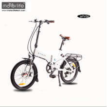 Morden Design 36V350W mini bicicleta eléctrica con bajo precio, 20 '' ebike plegable, baterías eléctricas de gran potencia bicicletas eléctricas