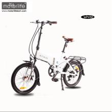 Morden Design 36V350W mini bicicleta dobrável esporte elétrico com preço baixo, 20 '' ebike