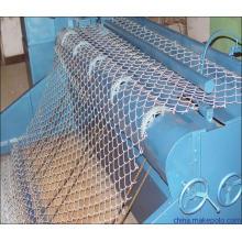 Canton Fair Hersteller der schweren galvanisierten Kette Link Zaun / PVC beschichtet Kette Link Zaun Preis