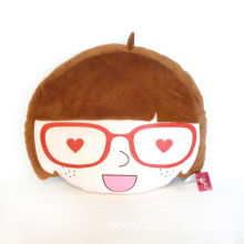 plush dac original girl cushion and pillow