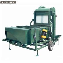 Вибрационный зерноочистительное оборудование укропа очиститель семян зерновых