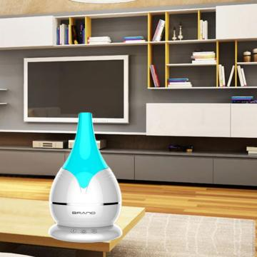 150ml essential oil antique ultrasonic anion humidifier wood