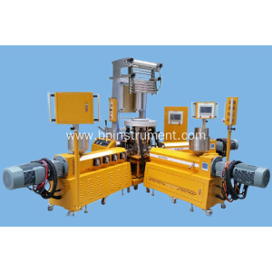 3 layers co extruding film blowing machine