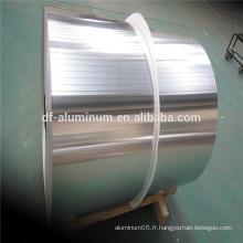 Bobine en aluminium 1100 pour échangeur de chaleur