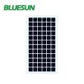 Bluesun nuevo 4BB paneles panel solar mono transparente de 320w 330w 340w bipv panel solar