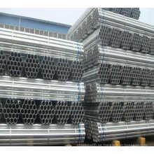 Tubo de acero galvanizado redondo (construcción)