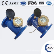 Medidor de agua a granel agricultura XDO BWM-80-200