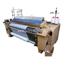 textile water jet loom with weaving function