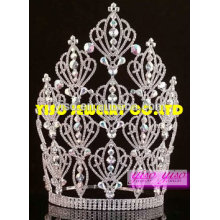 hair jewelry accessories princess crown for girls