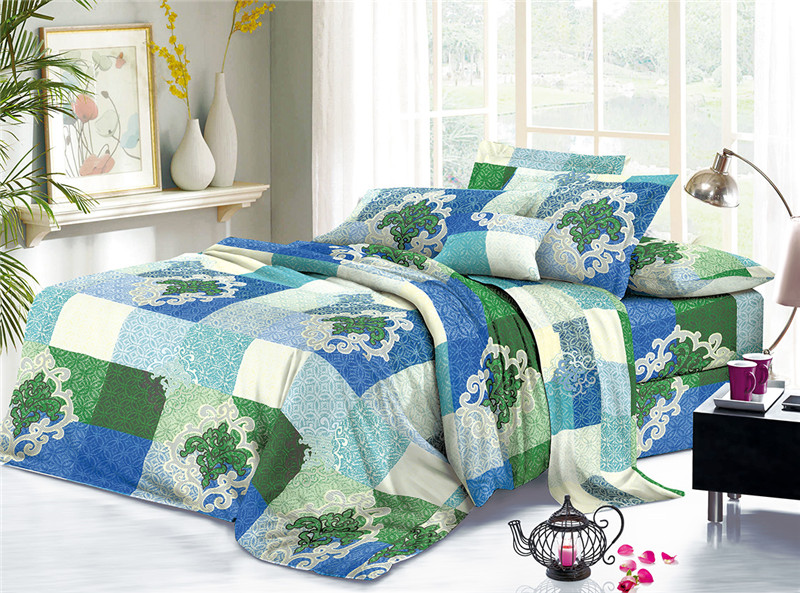 Home Textiles Print Bed Covers
