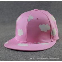 Art und Weise Gewohnheit bedruckte Baumwollzwillings-Baseball Trukfit Fernlastfahrer-Kappe (YKY3307-2)