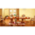 Wooden Dining Table with 8 Pieces Dining Chair (868)