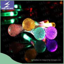 Luz caliente de la secuencia del LED de la venta caliente de la Navidad